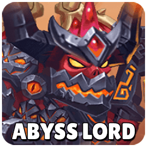 Abyss Lord Icon TapTap Heroes