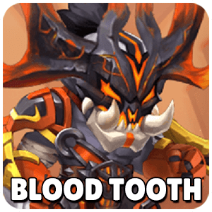 Blood Tooth Icon TapTap Heroes