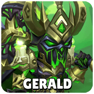 Gerald Icon TapTap Heroes