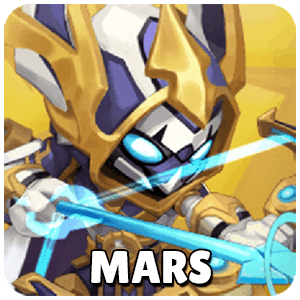 Mars Icon TapTap Heroes