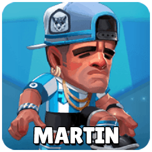 Martin Icon TapTap Heroes