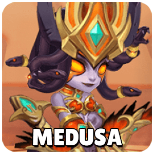 Medusa Icon TapTap Heroes
