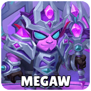 Megaw Icon TapTap Heroes