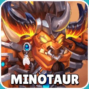 Minotaur Icon TapTap Heroes