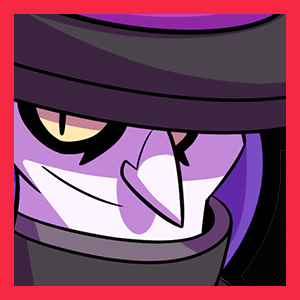 Brawl Stars Mortis Icon