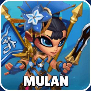 Mulan Icon TapTap Heroes