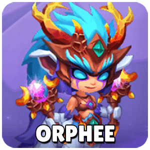 Orphee Icon TapTap Heroes
