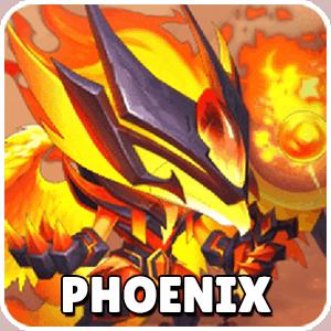 Phoenix Icon TapTap Heroes