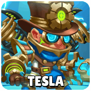 Tesla Icon TapTap Heroes