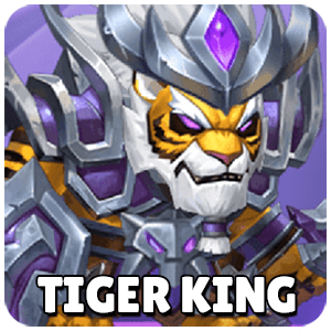 Tiger King Icon TapTap Heroes