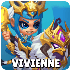 Vivienne Icon TapTap Heroes