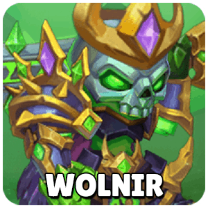 Wolnir Icon TapTap Heroes
