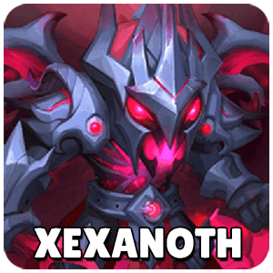 Xexanoth Icon TapTap Heroes