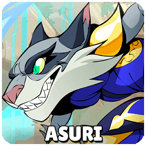 Asuri Legend Icon Brawlhalla