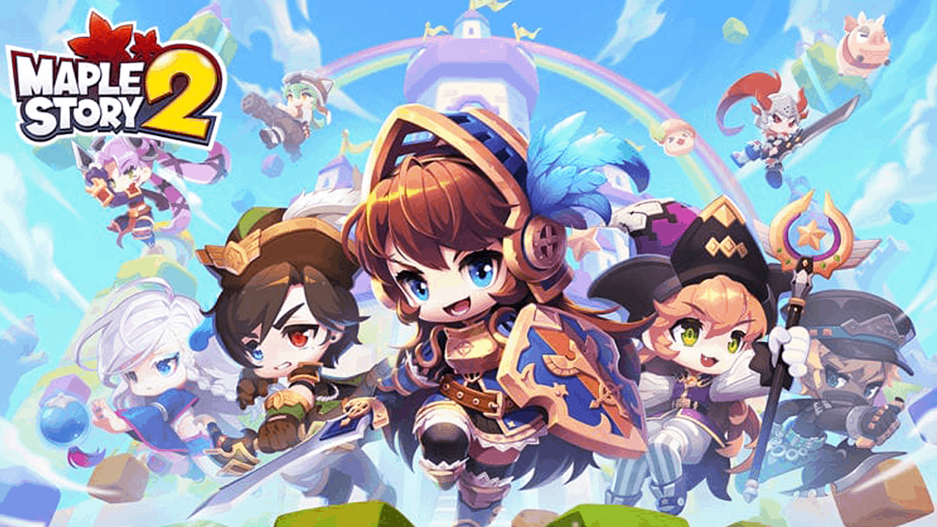 Maplestory 2 – Best Classes Tier List