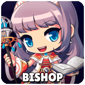 Bishop Class Icon Maplestory