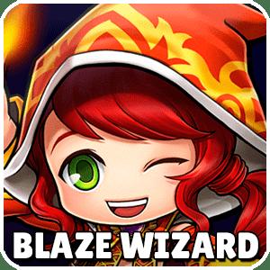 Blaze Wizard Class Icon Maplestory