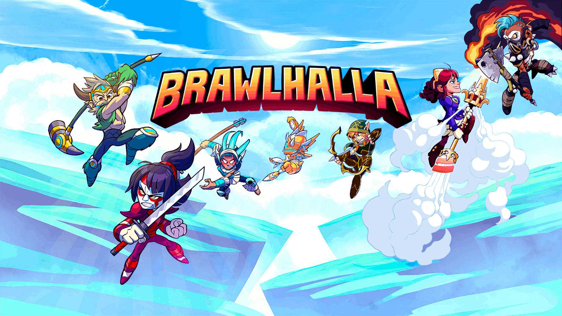 Brawlhalla - Best Legends Tier List - Tierlistmania