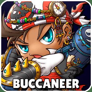 Buccaneer Class Icon Maplestory