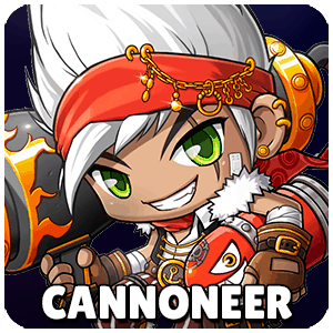 Cannoneer Class Icon Maplestory