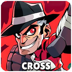 Cross Legend Icon Brawlhalla