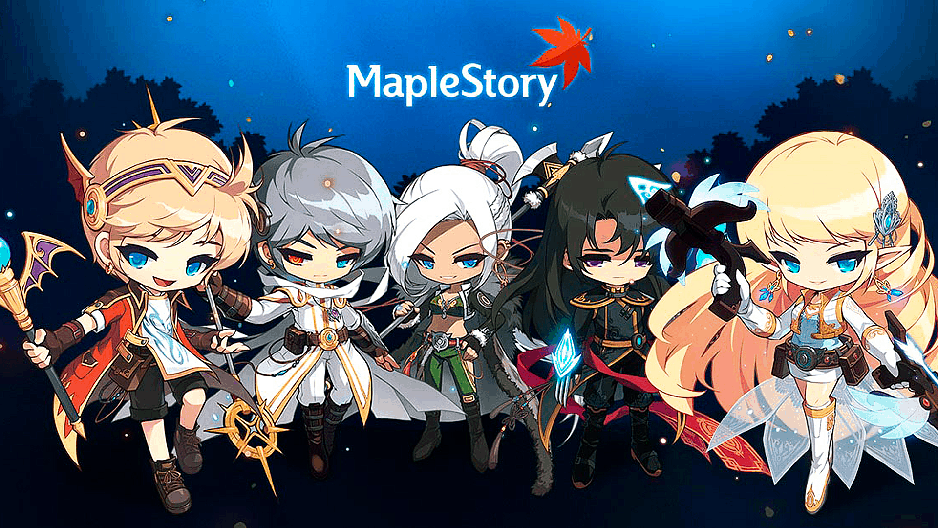 Maplestory - Class DPS Tier List - Tierlistmania