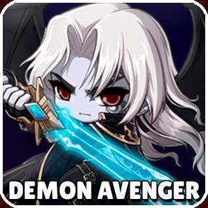 Demon Avenger Class Icon Maplestory