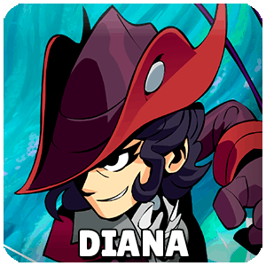 Diana Legend Icon Brawlhalla
