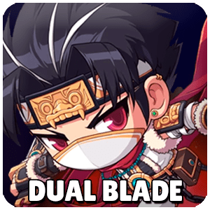 Dual Blade Class Icon Maplestory