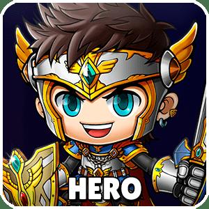 Hero Class Icon Maplestory