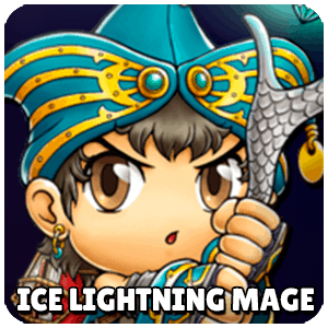Ice Lightning Mage Class Icon Maplestory