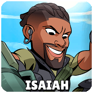 Isaiah Legend Icon Brawlhalla