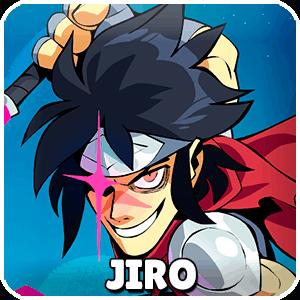 Jiro Legend Icon Brawlhalla