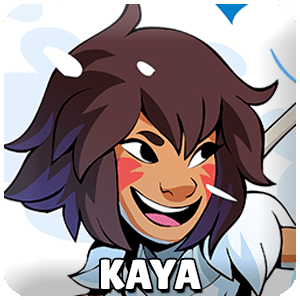 Kaya Legend Icon Brawlhalla