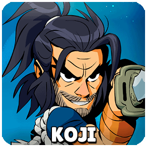 Koji Legend Icon Brawlhalla