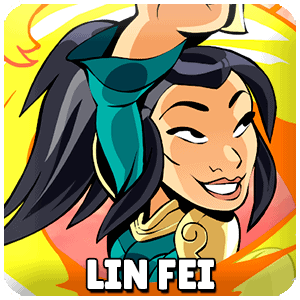 Lin Fei Legend Icon Brawlhalla