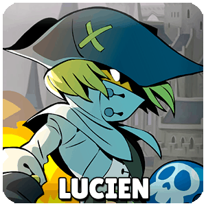 Lucien Legend Icon Brawlhalla