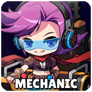 Mechanic Class Icon Maplestory