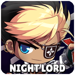 Night Lord Class Icon Maplestory
