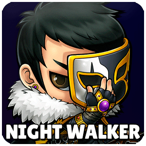 Night Walker Class Icon Maplestory