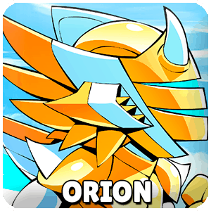Orion Legend Icon Brawlhalla