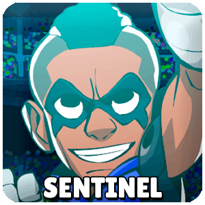 Sentinel Legend Icon Brawlhalla