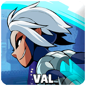 Val Legend Icon Brawlhalla