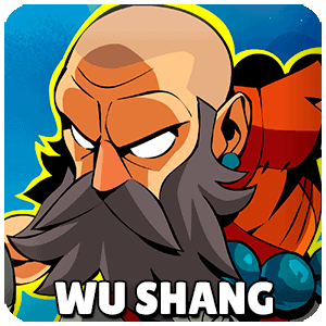 Wu Shang Legend Icon Brawlhalla