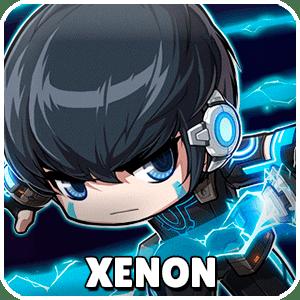 Xenon Class Icon Maplestory