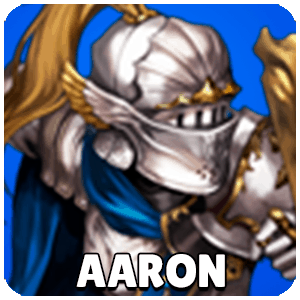 Aaron Mercenary Icon Brown Dust