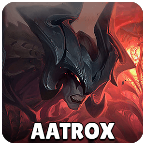 Aatrox Champion Icon Teamfight Tactics