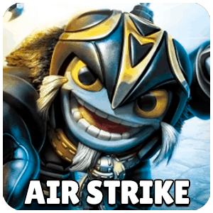 Air Strike Skylander Icon Skylanders Ring of Heroes