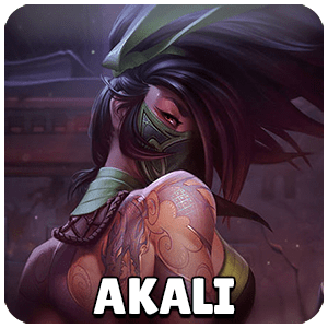 Akali Champion Icon Teamfight Tactics