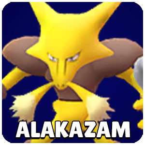 Alakazam Pokemon Icon Pokemon Go